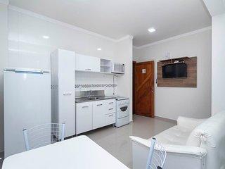 Aluguel Apartamento Studio 15 Monoamb 4 pessoas Bombas/SC