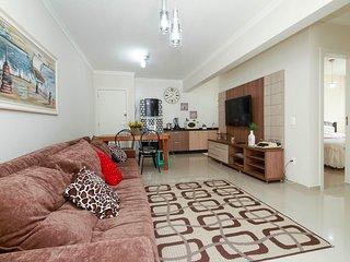 Aluguel Apartamento 2 quartos s/1 suíte | Bombas/SC