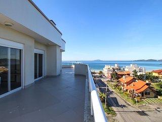 Aluguel Apartamento 3 quartos suite Piscina| Quatro Ilhas/SC 144B - Cob. Res. Ac