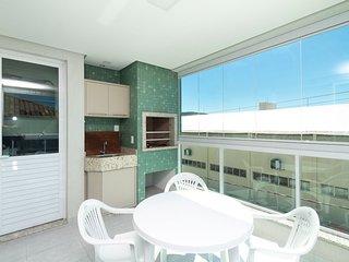 Aluguel Apartamento 3 quartos s/ 3 suites | Bombas/SC 406 - Di Trento Adair e An