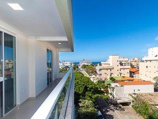 Aluguel Apartamento 3 quartos sendo 1 suíte | Bombas/SC 358 - Eliza 402 Marcelo