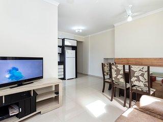 Aluguel Apartamento 3 quartos s/ 1 suíte 100m Mar  Bombas/SC