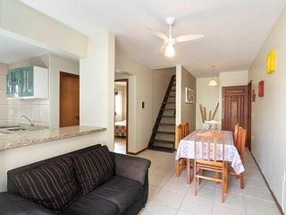 Aluguel Apartamento 2 quartos Ancora 12 |150m Mar| Bombas/SC 302 - 12 Ancora