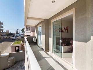 Aluguel Apartamento 3 quartos s/ 1 suíte 100m Mar| Bombas/SC