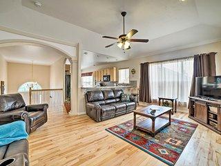Pagosa Springs Home w/ Patio - 4 Mi. to Dwtn!