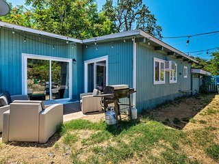 NEW! Updated Jamestown Home, Walk to Downtown!