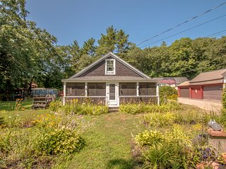 Charming New England 3 Bedroom House