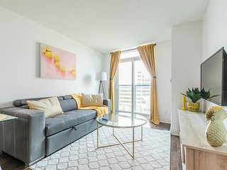 Simply Comfort. Lemon 1bd Apartment. Free Parking