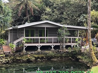Gated Private Home on the South Hilo Coast