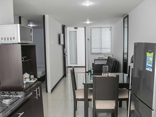 New 2 room apartment near the National Coffee Park
