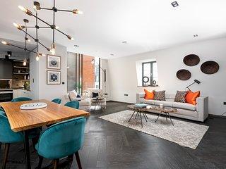 Great Marlborough St. IX, splendid 2br apartment, rooftop by LOVELYDAYS