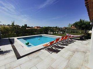 Villa de vacances au pied des Alpilles