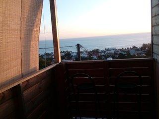 Nice apt with sea view & terrace
