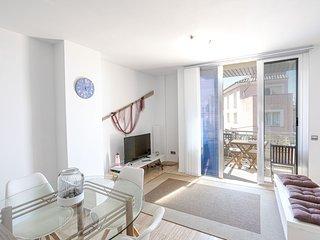 Apartamento con estilo, moderno, confortable y cerca de la playa.