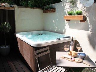 Location Provence Maison Maussane les Alpilles+Jacuzzi privatif