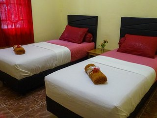 Fully Furnished Villa Garuda Permai in a quite, easy to reach location.