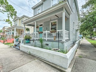 Downtown Wilmington Apartment - 4 Miles to UNCW!