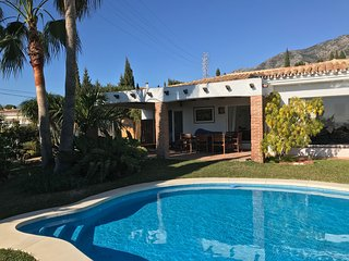 Beautiful tranquil villa near Mijas Pueblo