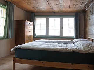 Budget-Zimmer in 450-jährigem Holzhaus im Herzen von Appenzell