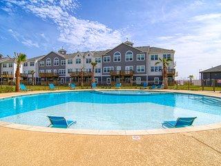 Brand new & beautiful, beachside corner condo w/ ocean, pool, & sunset views!