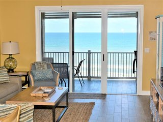 Enjoy Fantastic Beachfront Views from this 5th floor Condo.