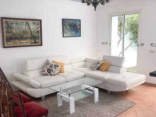 Villa entière, 7 pers, piscine privée, Tamaris