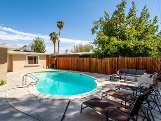 Vibrant in Vegas ★ 4 Bd with Shimmering Pool!