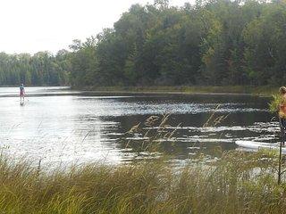 Tentrr - Hurrah Lake Campsite in NHAL