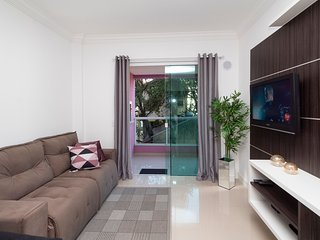 Aluguel Apartamento 2 quartos s/ 1 suíte Piscina Bombas/SC