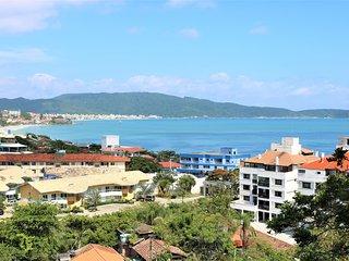 Aluguel Apartamento 2 quartos c/ vista p/ Mar | Lagoinha/SC