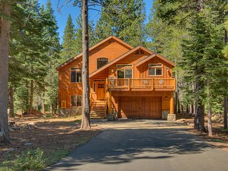 Ski View Chalet at Tahoe Donner