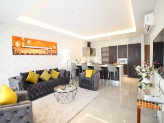 Mirage Residence 1BR APT+Furnished+near Airport