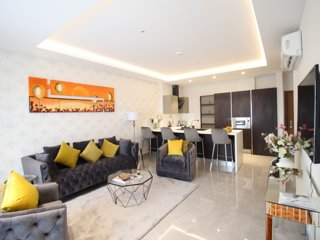 Mirage Residence 2-BR APT+Furnished+near Airport