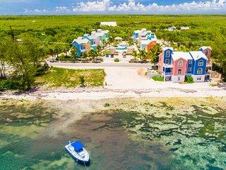 Tranquil Caribbean Beach Home