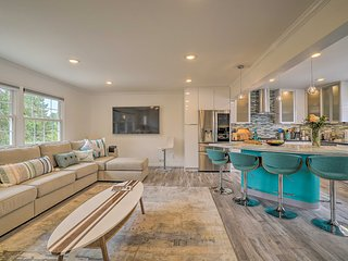 NEW! Modern Aptos Home - 2mi to Rio Del Mar Beach!