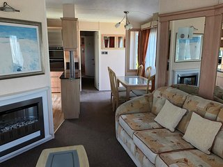 Lake District holiday caravan