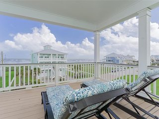 NEW LISTING! Gorgeous luxury beach home w/ Gulf view and beach access!