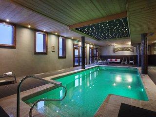 Appartement équipé et cosy sur les pistes ! Accès piscine + sauna