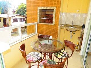 Cód 123 Apartamento ideal para família acomoda até 08 pessoas 123