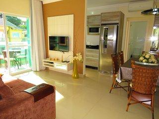 Cod 045 Residencial Costa verde - Apartamento para 6 pessoas com 02 vagas de gar