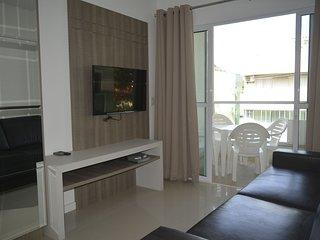 Cod 035 Otima localizacao em Bombinhas para 6 pessoas 035