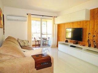 Cod 142 Lindo apartamento na avenida principal de Bombinhas - Solar de Bombinhas
