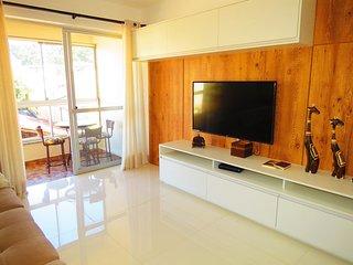 Cód 142 Lindo apartamento na avenida principal de Bombinhas - Solar de Bombinhas