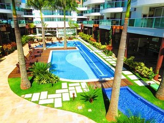 Cód 128A Apartamento 03 dormitórios Condomínio Boulevard Bombinhas 128A