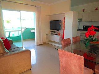 Cód 454 Apartamento 02 dormitórios com 02 garagens 454