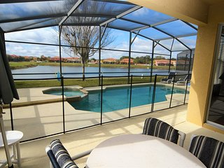 950-Luxury Gated Resort Pool Games Rm-Water View