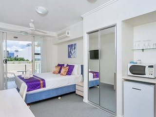 City Quays - Hotel Room