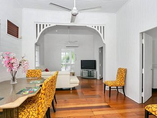 Queensland Living Private Two Bedroom House