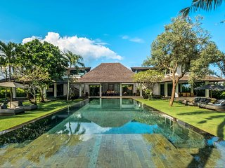 65% Off | Villa Florimar Stylish Villa in Seseh w/ River Stone Pool