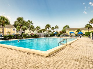 NEW LISTING! Dog-friendly Destin getaway w/incredible beach views & shared pool!